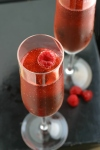 Ginger Raspberry Sparkler by Brooklyn Crafted