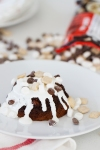S'mores Molten Lava Cakes by Hershey's Kitchens in partnership with Taste & Tell