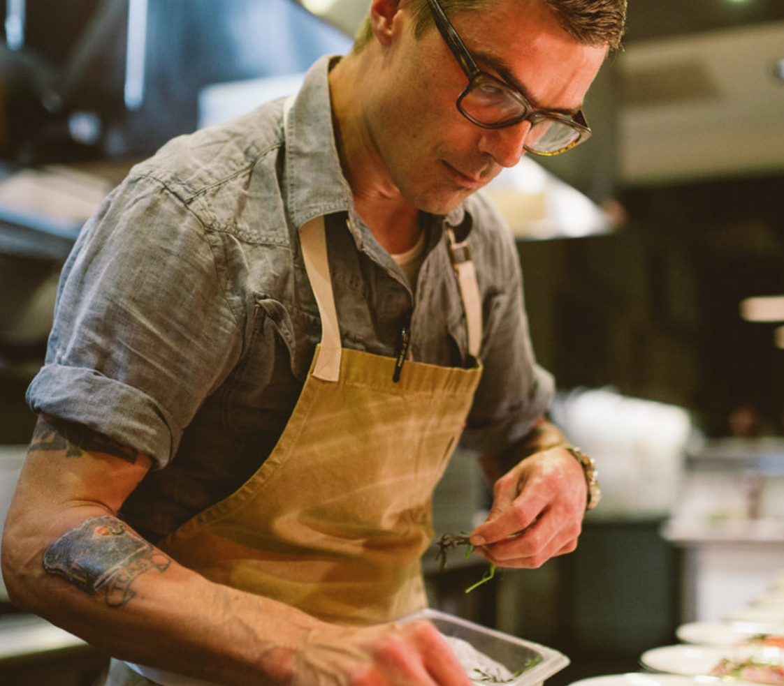 Chef Acheson is currently Chef/Partner for Athens, Ga. restaurants 5&10 and The National, Atlanta restaurant Empire State South and Atlanta coffee shop Spiller Park Coffee. He competed on Bravo's Top Chef Masters: Season 3 and then returned as a judge for four seasons.