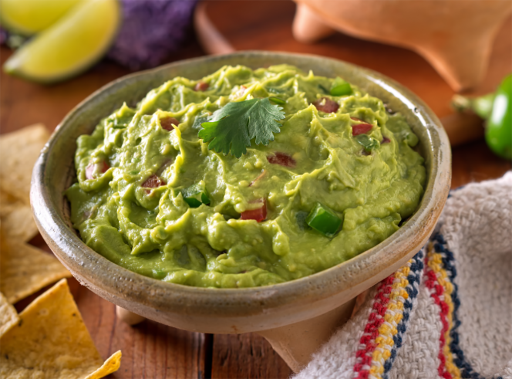 The Best Guacamole via Ritual Wellness curated by Project Juice