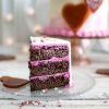 This beautiful and organic Valentine's Day Cake uses ColorKitchen, a plant-based alternative to the traditional food dyes and sprinkles. ColorKitchen's plant colors are also vegan, gluten-free and non-GMO, making decorating for your loved ones with food allergies and sensitivities seamless and still delicious!