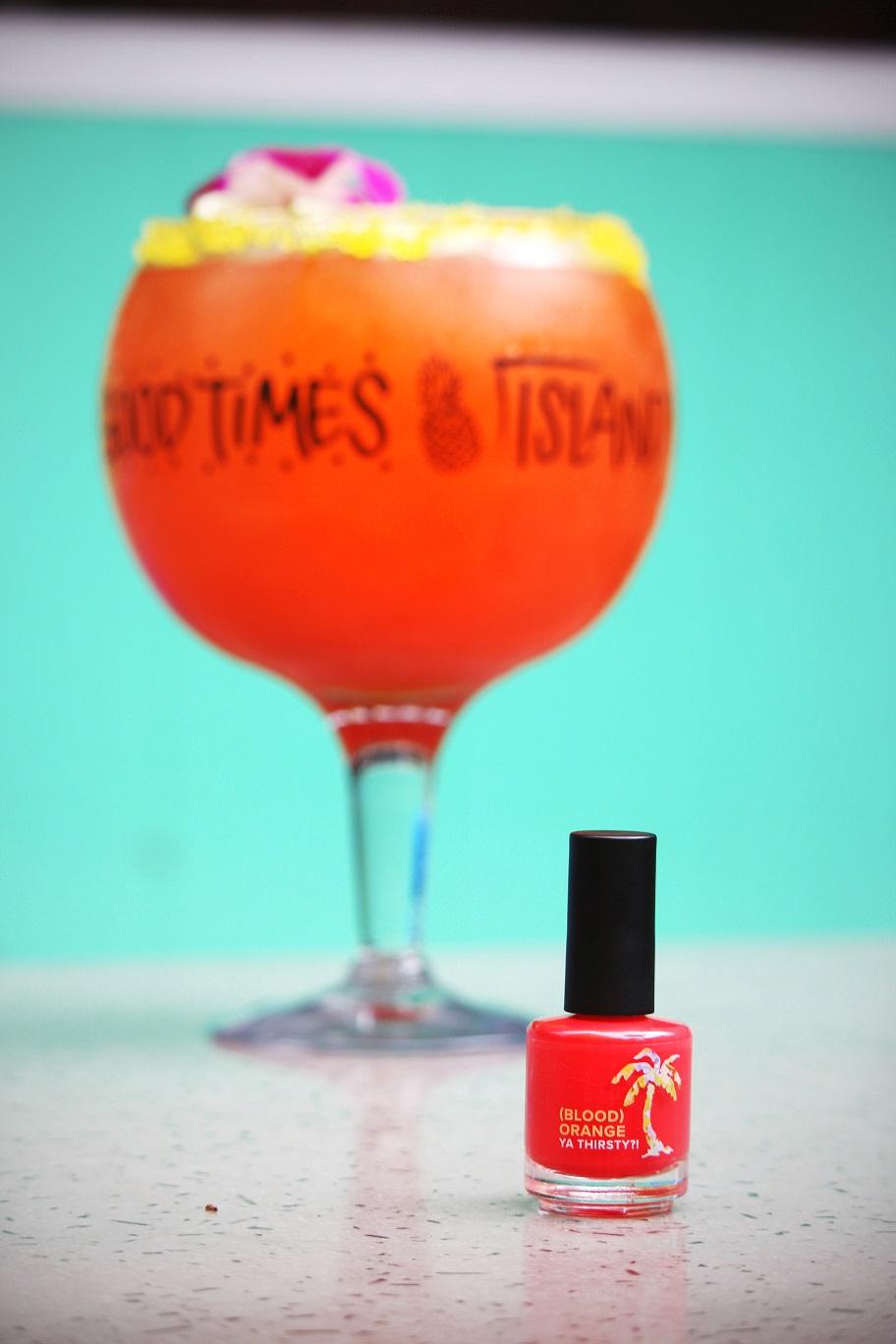 Blood Orange Ya Thirsty by Bahama Breeze
