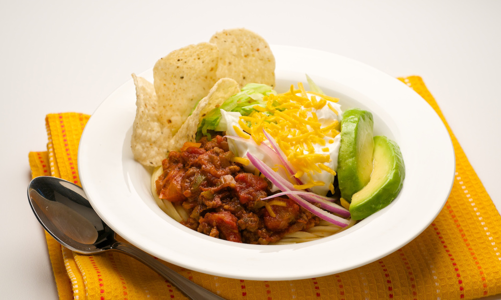 "The ""Natti"" is renowned for its chili. There are more than 180 chili parlors located in the area. Here's a classic recipe for Cincinnati-style chili that everyone will enjoy, wherever they're from"