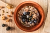 Ancient Grain Oatmeal Bowl//Photo by Lance Mellenbruch//The Food Channel