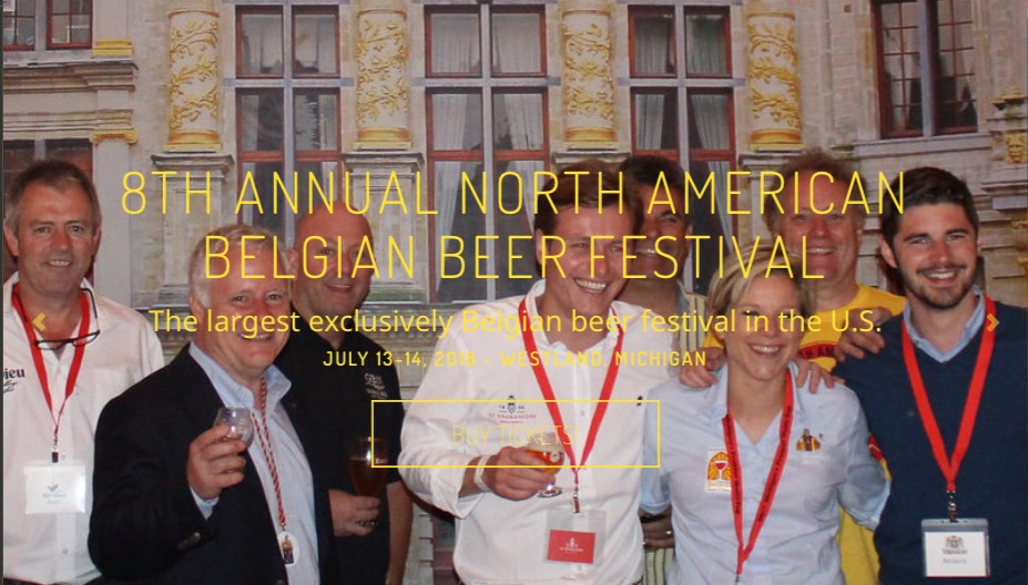 This craft beer fest is the largest exclusively Belgian beer festival in the U.S. The goal of the event is to expose current or future craft beer enthusiasts to real, made-in-Belgium beers. The festival offers more than 150 beers for tasting and are all rooted in true Belgium tradition. It's a great experience!