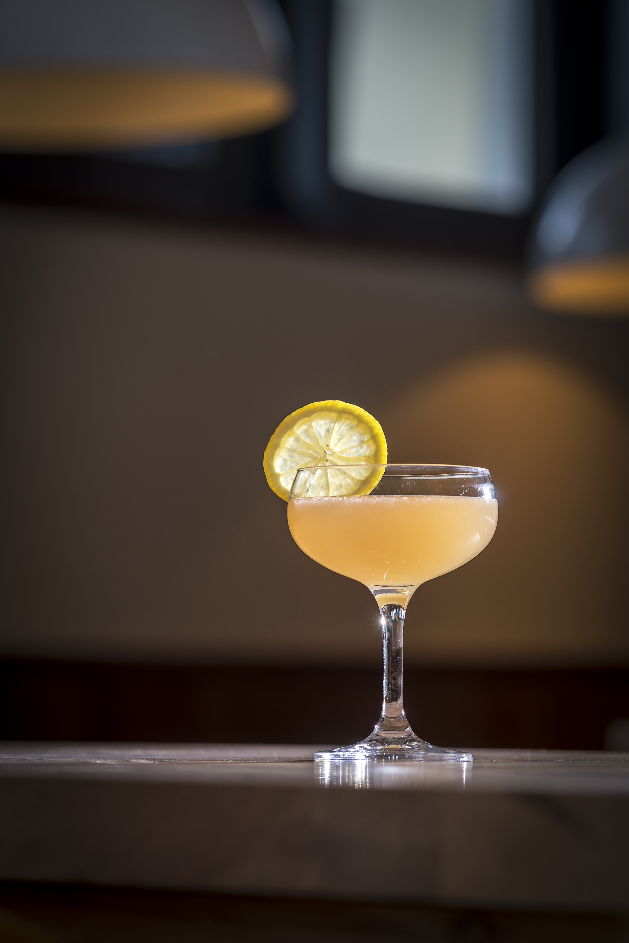 A destination located in the heart of Williamsburg, NY, The William Vale's southern Italian restaurant, Leuca, from Chef Andrew Carmellini's NoHo Hospitality Group, is serving up the Mamma Ricco cocktail crafted with vodka, rum, St. Germain, Strega, and grapefruit.