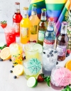 Pride drinks from Smirnoff feature Smirnoff ICE and were crafted to honor June, which is gay pride month in many countries, including the united states.