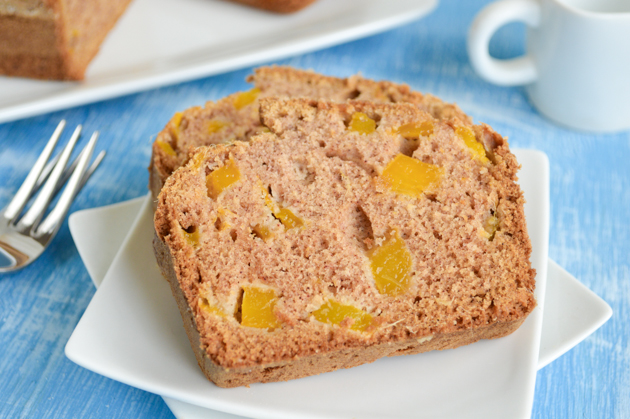 This ripe mango cake is but one recipe shared by Chef Allen Susser, culinary director for the South Beach Mango Festival to be held in August, 2018 in Miami, Florida, USA.