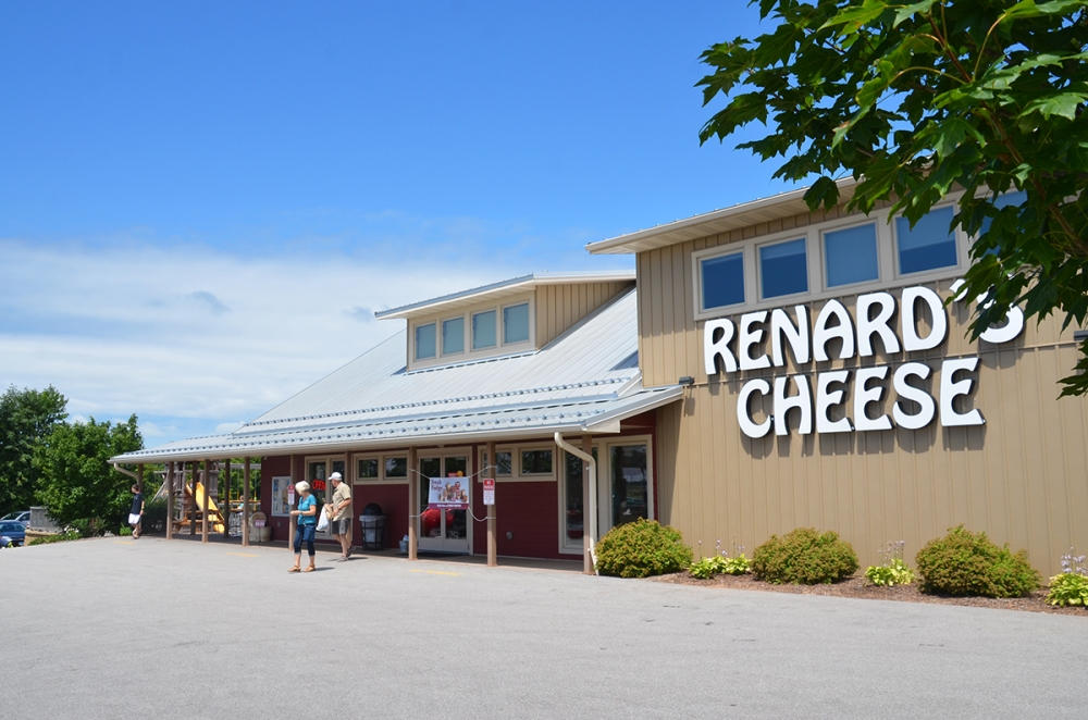 If you think Gen Z is the first generation of entrepreneurs, think again—here's a story of three generations of cheesemakers who started as teens and have turned the business into Door County's only family-owned and operated cheese factory, with two locations - Renard's Cheese.