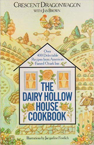 Fresh, seasonal and incidentally healthy describe the recipes in The Dairy Hollow House Cookbook. When you use fresh ingredients and thoughtful preparation, it creates a more nutritious diet inherently—and it's delicious.