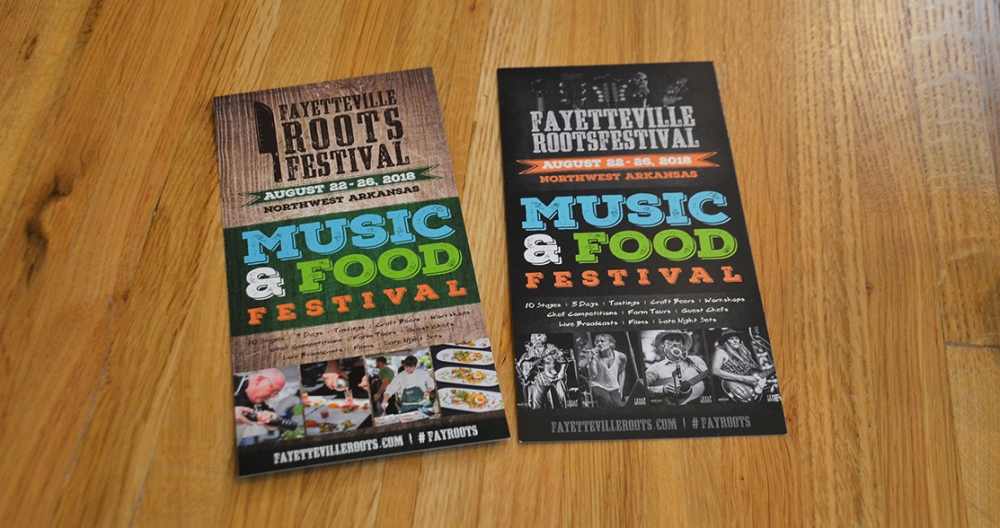 Late August, I had the privilege of covering The Roots Festival in Northwest Arkansas. It's 5-day celebration of music, art and food, and the ways they intermingle to enrich our lives.