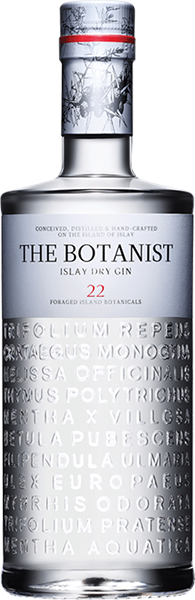 The Botanist Gin is made by the Bruichladdich Distillery on the remote Scottish island of Islay.