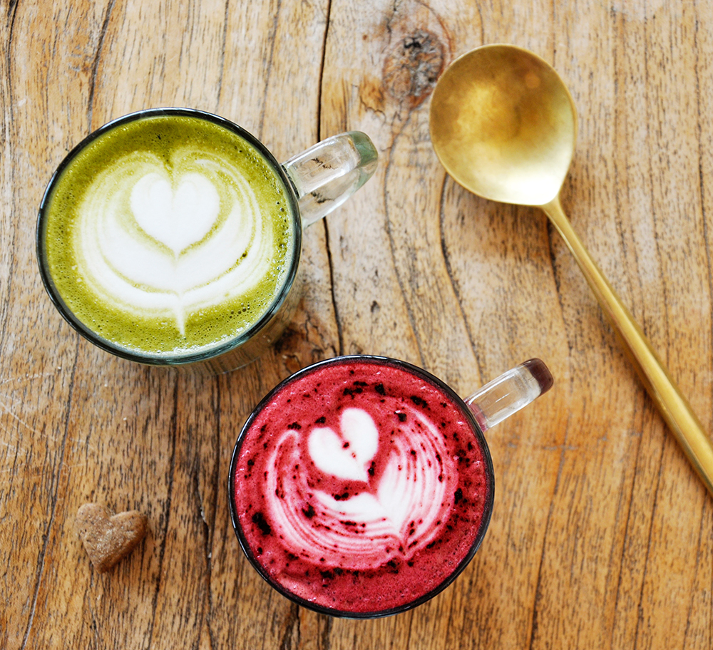 The healthy matcha may not be to everyone's tastes, but milk can make matcha more palatable. There is a host of recipes out there that blend the refreshing and strengthening goodness of not just dairy milk, but also coconut milk, soy milk or any other milk variant with matcha.