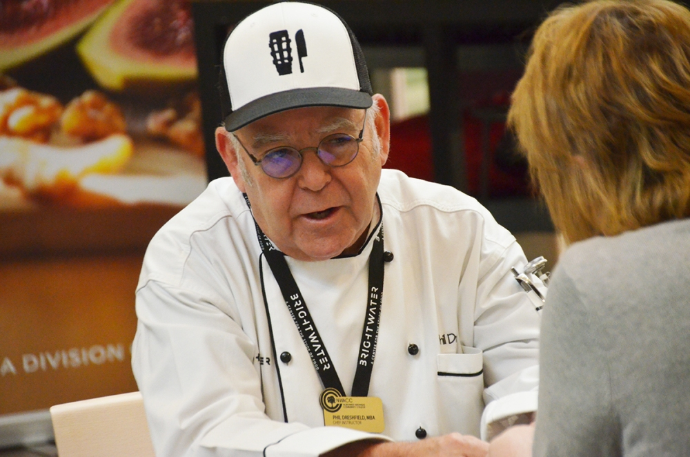 ProStart is an industry-driven two year curriculum designed for high school juniors and seniors to get an introduction to a career in foodservice. It's been around for some 20 years, with more than 150,000 students in the program worldwide.