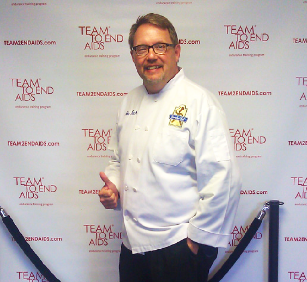 Food Channel Guest Chef Michael Mech, The Bungalow Chef.