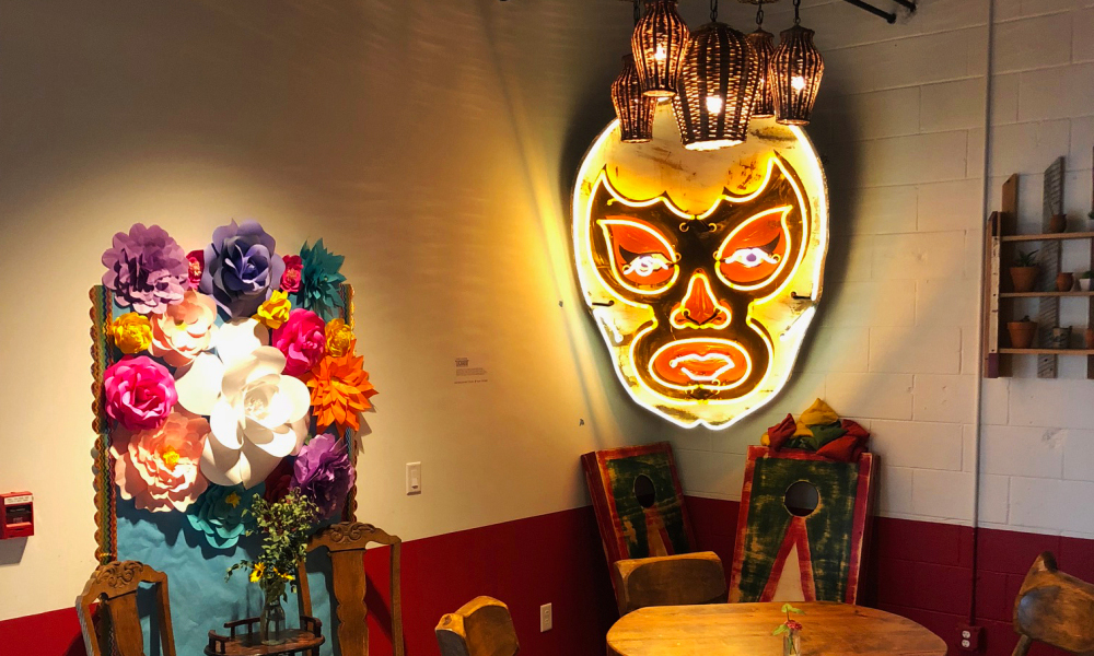 Yeyo's Mexican Grill is a perfect example of the desire for authentic ethic foods. Not Americanized versions, but starting with an authentic cultural base.