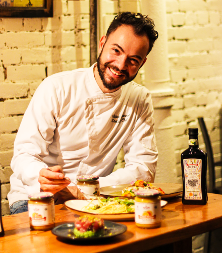 Chef Giuliano Matarese is chef/owner of Mille Lire, an Italian sensation in the Oak Lawn neighborhood of Dallas, Texas.