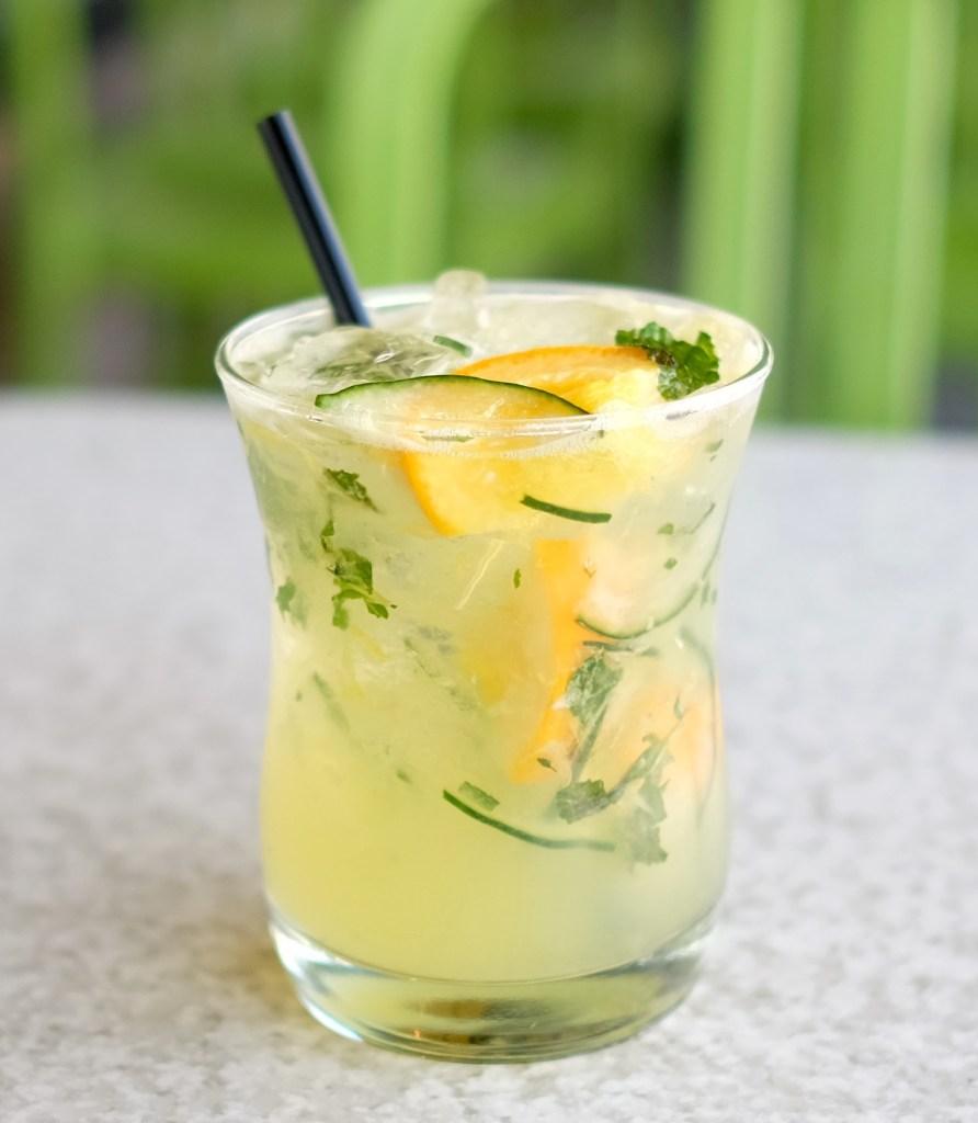 Citrus Skinny Margarita