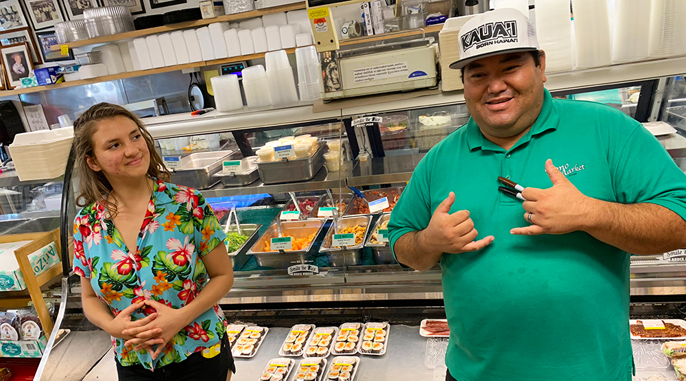 "Pono Market was first opened in 1968 on a ""spit and handshake binding contract."" It has become a popular stop for traditional Hawaiian take out, including for poke, a native Hawaiian dish of cubed raw fish."