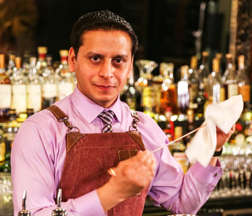 Knowing home bars and bar carts are hot, we pulled together some top experts in mixology and grilled them on ways to create your own bar experience, down to the tools, brands and techniques that will make you shine. Our panel of experts includes Hemant Pathak, head Mixologist at Junoon, the Michelin-Starred darling of NYC's chic Indian fine-dining scene, where sommeliers are an integral part of the dining experience.