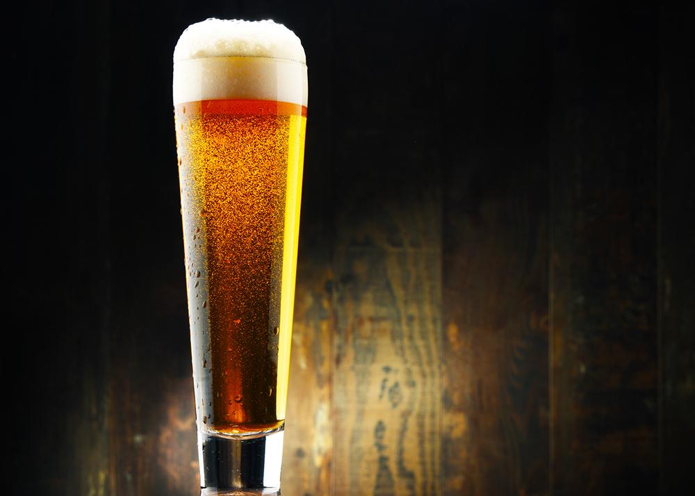 Kombucha Beer Shandy.