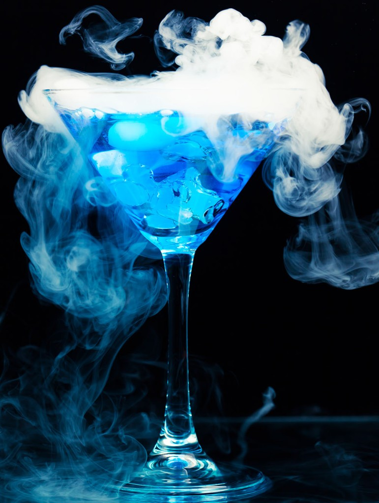 The White Walker Martini was created by celebrity caterer Andrea Correale to serve during your watch party for the final season of Game of Thrones.