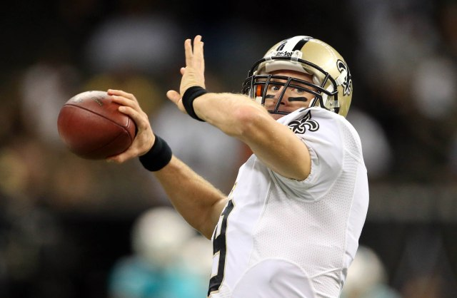 NFL: Miami Dolphins at New Orleans Saints