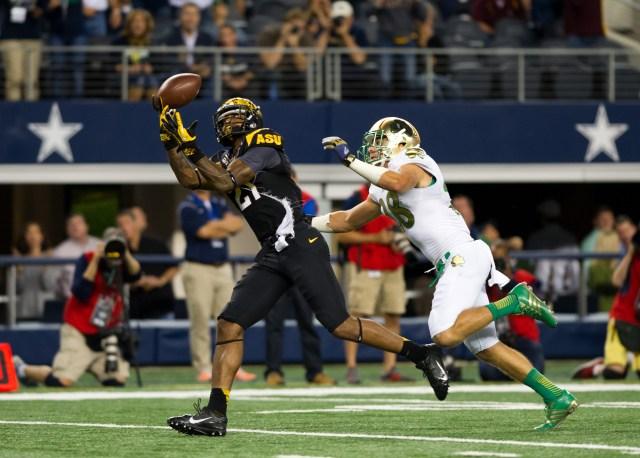 NCAA Football: Arizona State vs Notre Dame