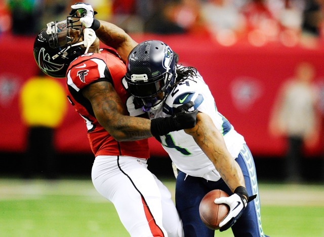 NFL: Seattle Seahawks at Atlanta Falcons