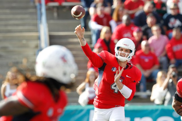 NCAA Football: New Mexico at Fresno State