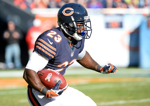 USP NFL: DETROIT LIONS AT CHICAGO BEARS S FBN USA IL