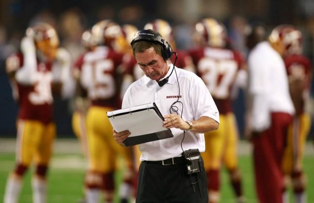 USP NFL: WASHINGTON REDSKINS AT DALLAS COWBOYS S FBN USA TX