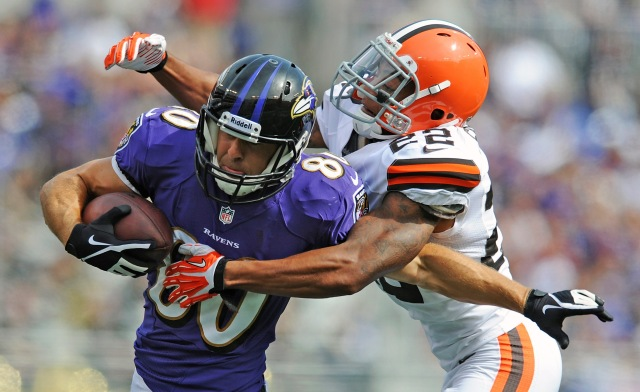AP BROWNS RAVENS FOOTBALL S FBN USA MD