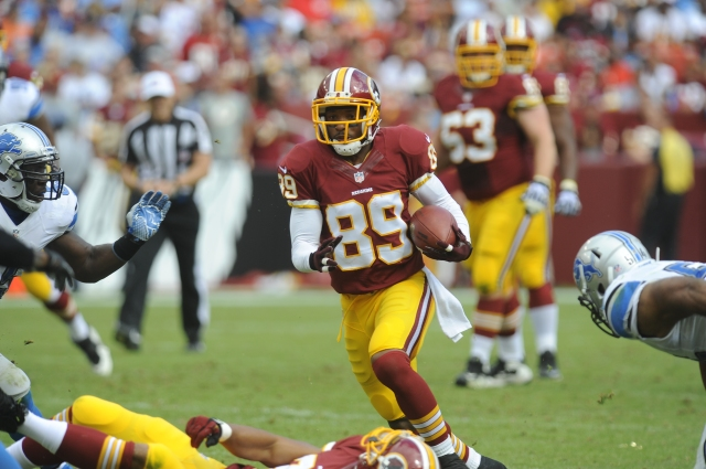 AP LIONS REDSKINS FOOTBALL S FBN USA MD