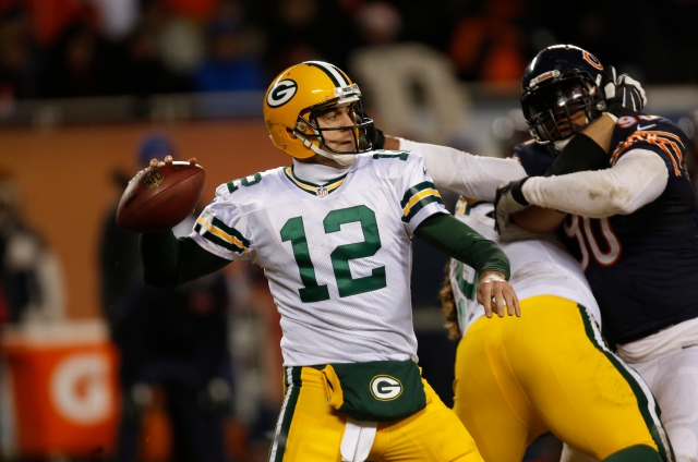 AP PACKERS BEARS FOOTBALL S FBN USA IL