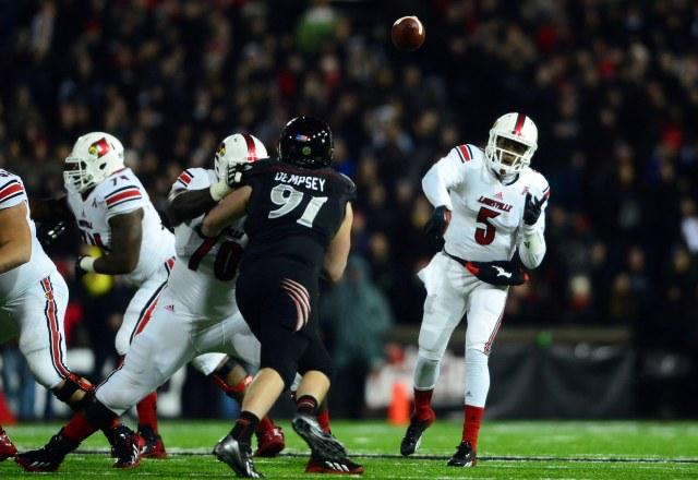 NCAA Football: Louisville at Cincinnati