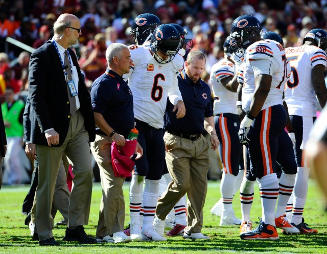 USP NFL: CHICAGO BEARS AT WASHINGTON REDSKINS S FBN USA MD