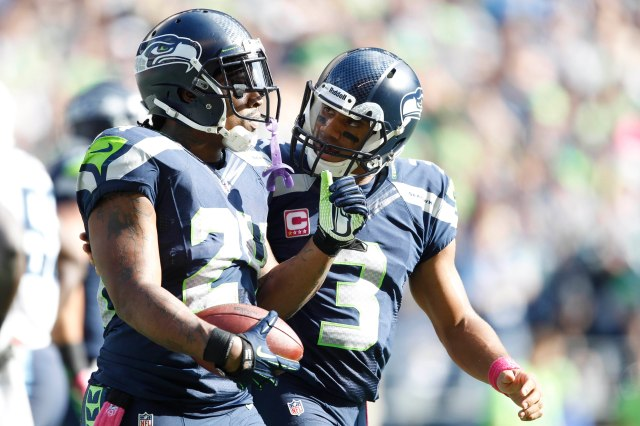 USP NFL: TENNESSEE TITANS AT SEATTLE SEAHAWKS S FBN USA WA