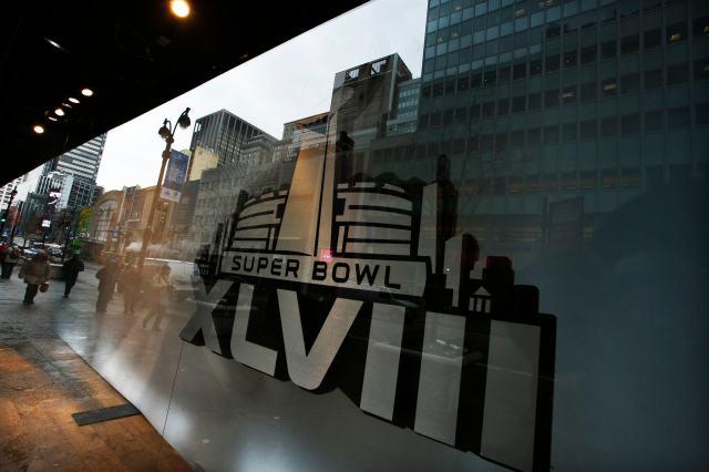 RSI NFL-SUPERBOWL/ S SPO FBN USA NY