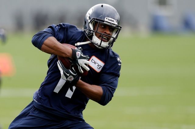 AP SEAHAWKS HARVIN FOOTBALL S FBN FILE USA WA
