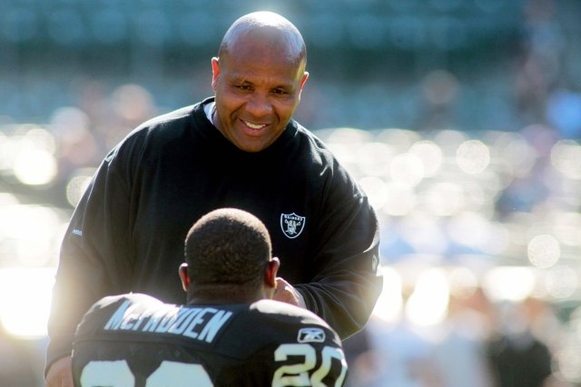 NFL: Preseason-New Orleans Saints at Oakland Raiders
