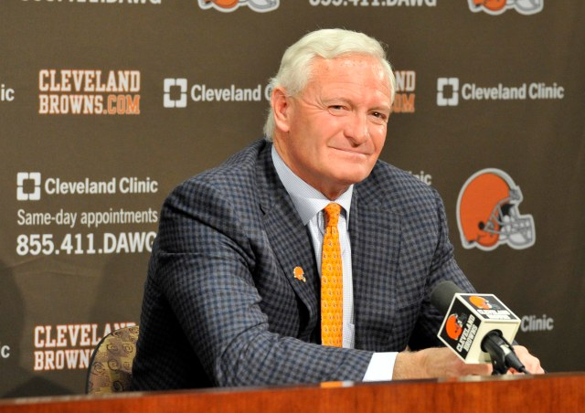 NFL: Cleveland Browns-Rob Chudzinski Press Conference