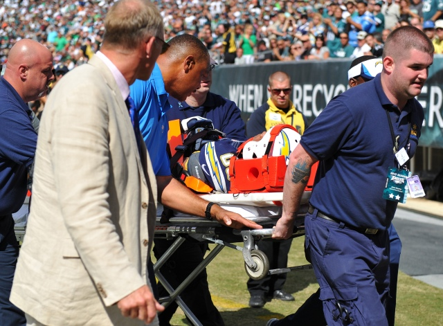 NFL: San Diego Chargers at Philadelphia Eagles