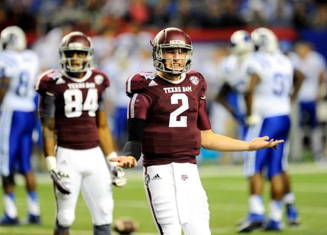 NCAA Football: Chick-fil-A Bowl-Duke vs Texas A&M