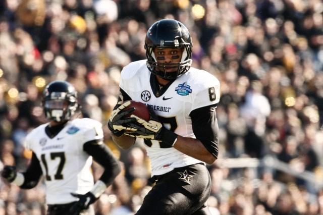 NCAA Football: Compass Bowl-Vanderbilt vs Houston