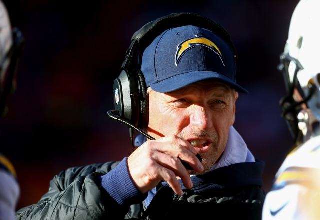 USP NFL: DIVISIONAL ROUND-SAN DIEGO CHARGERS AT DE S FBN USA CO