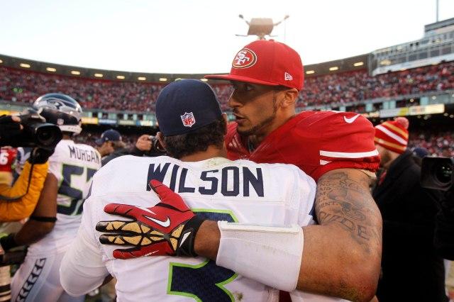 USP NFL: SEATTLE SEAHAWKS AT SAN FRANCISCO 49ERS S FBN USA CA