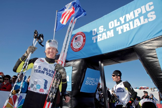 USP NORDIC COMBINED: U.S. OLYMPIC TRIALS S SKI USA UT