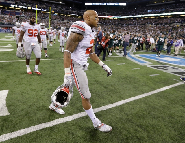 Ryan Shazier (AP Photo/Michael Conroy)