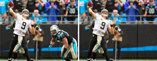 Original photo (left) by Bob Donnan-USA Today Sports.
